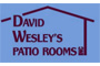 David Wesley Patio Rooms